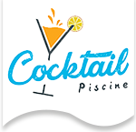 Logo Cocktail Piscine