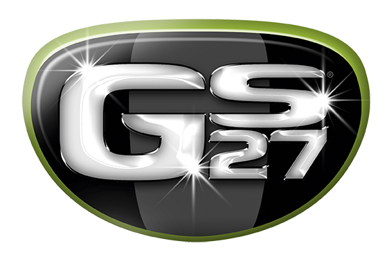 MONSTER GARAGE - logo GS 27